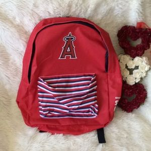 Angels Backpack. Never used